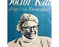 Dr Kate – Angel on Snowshoes